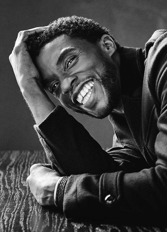 The World Mourns Death Of Black Panther Hero: Chadwick Boseman